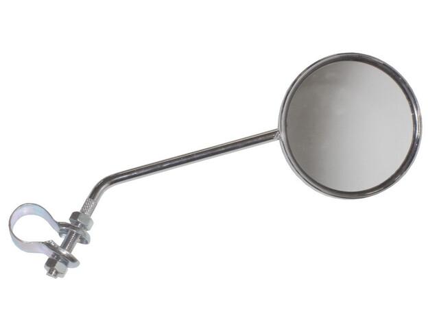 Diverse Speil Bakspeil rund sølv